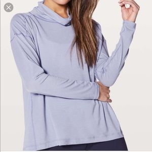 Lulu Lemon Split Back Tee